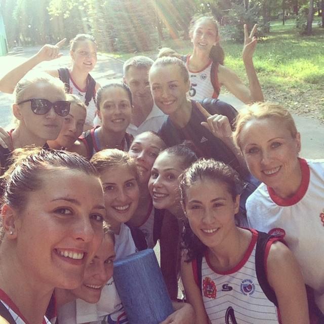 Московская область стартовала на Финальном этапе Спартакиады учащихся в Пензе