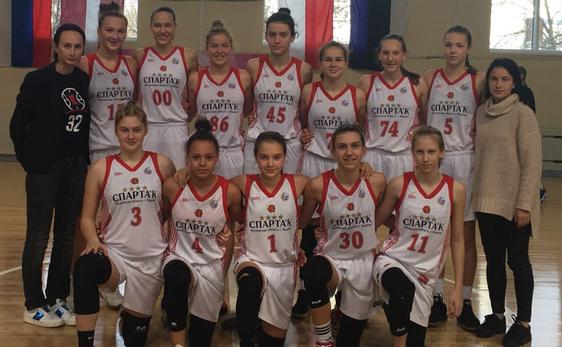 Девушки 2003: тур ЕЮБЛ в Белоруссии