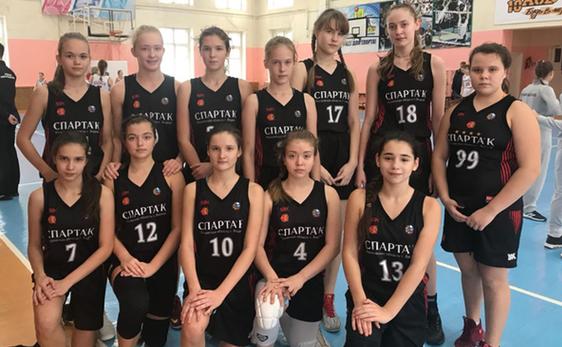 Девушки 2004: первые в Костроме!