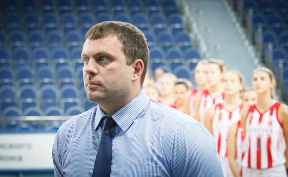 Данилин - главный тренер