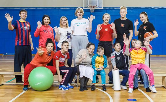 Благотворительная акция в Видном