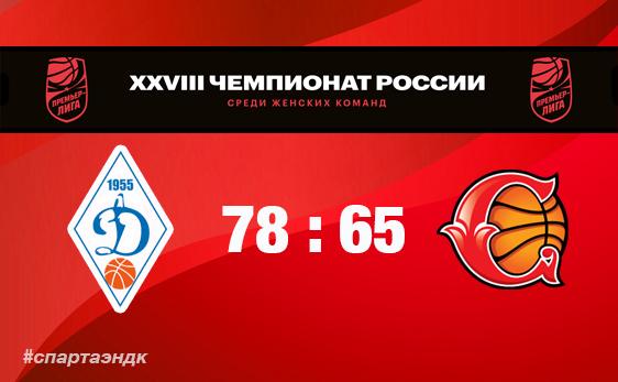 Победная серия прервалась в Новосибирске