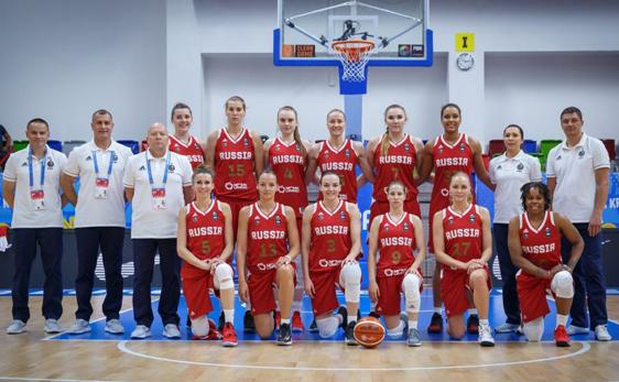 Победный старт России на Евробаскете