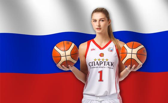Курильчук вызвана в женскую сборную России