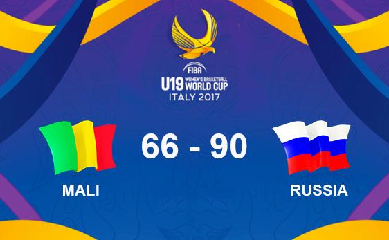 ЧМ U19: Россия в четвертьфинале!
