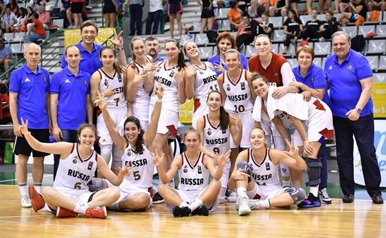 ЧЕ U20: Россия выиграла бронзу!