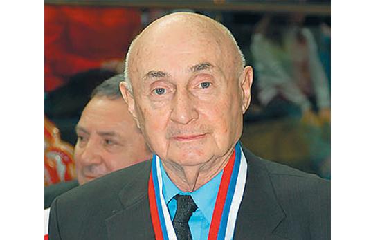 С Днем рождения, Давид Яковлевич!