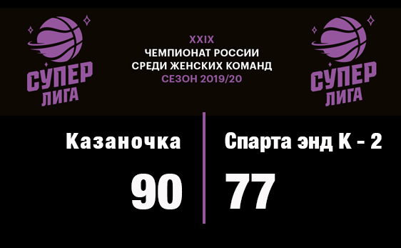 Суперлига: второе поражение в Казани