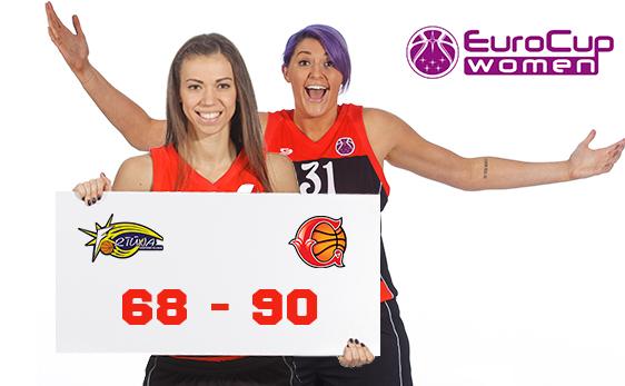 Баскетбольный Кубок Европы:
