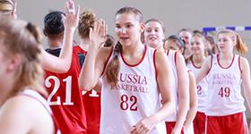 23 июня 2014. Россия U16 - Россия U18