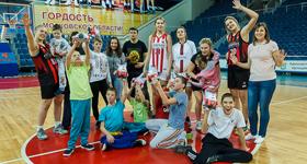 """13 ноября 2016. Благотворительная акция во Дворце спорта """"Видное"""""""