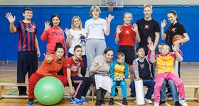5 ноября 2017. Благотворительная акция в Видном